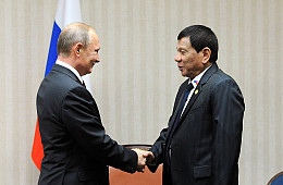 What's in the New Russia-Philippines Military Pact?
