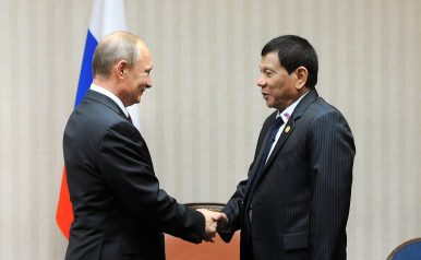 A New Russia-Philippines Military Pact?