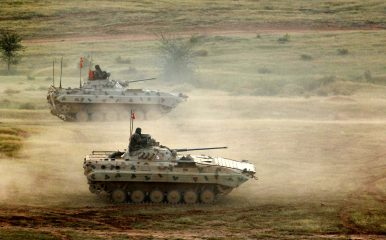 A Slip of the Tongue on India's Once-Hyped 'Cold Start' Doctrine?