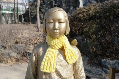 The 'Final and Irreversible' 2015 Japan-South Korea Comfort Women Deal Unravels