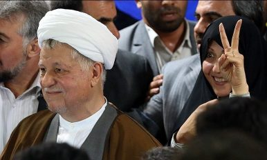 Iran's Former President Rafsanjani Dies at 82