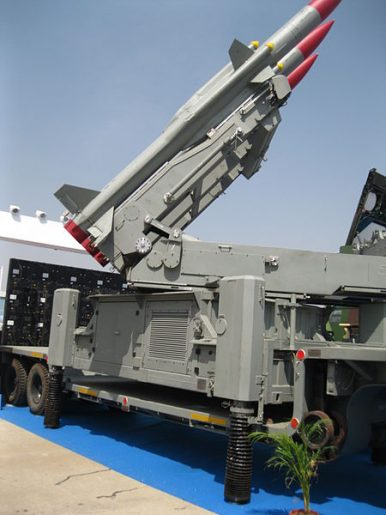 India, Vietnam in Talks Over Surface-to-Air Missile System