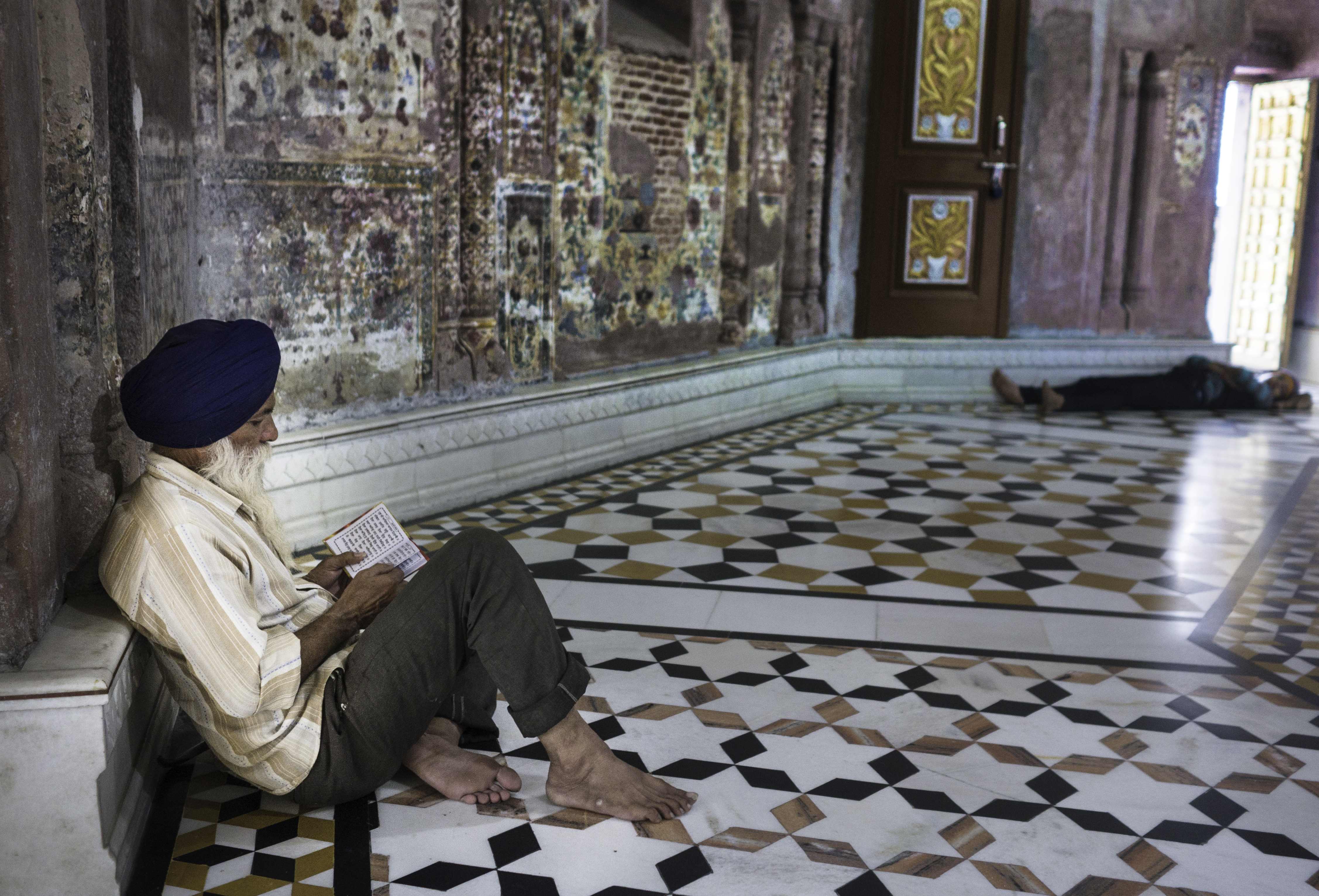 Golden Temple, Grey Air: Pollution in Amritsar