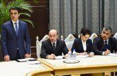 Thanks Dad! Tajik President's Son Gets A New Job