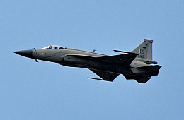 Pakistan Still Eying JF-17 Thunder Fighter Sale to Sri Lanka