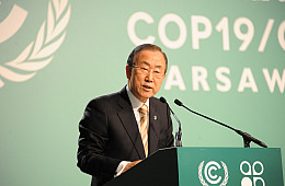 Ban Ki-moon: South Korea's 'White Knight'?
