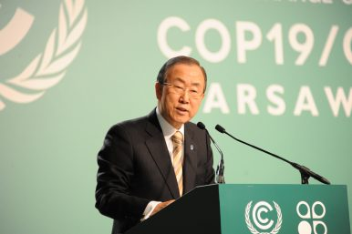 Ban Ki-moon: South Korea's 'White Knight'?