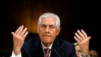 Rex Tillerson's South China Sea Proposal Won't Work