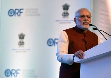 At Raisina Dialogue, Modi's Blueprint for Indian Foreign Policy in 'Unsettled Times'
