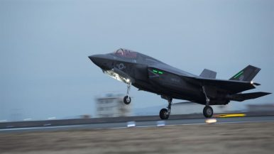 What Does the Latest F-35 Data Breach Teach Us About Defense Industrial Espionage?