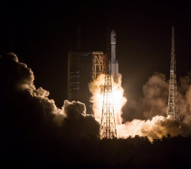 How China Is Weaponizing Outer Space | The Diplomat