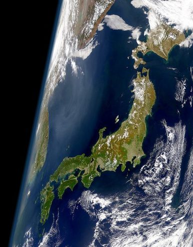 Japan Plans First Military Communications Satellite Launch