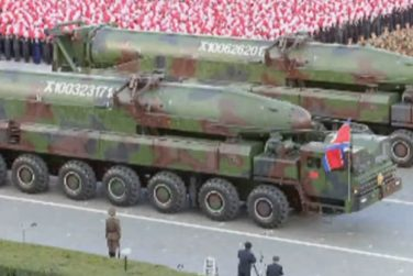 Is North Korea About to Welcome Donald Trump Into Office With Its First-Ever ICBM Flight Test?