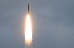 Russia Test Launches Topol-M Intercontinental Ballistic Missile