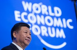 Xi's Davos Speech: Is China the New Champion for the Liberal International Order?