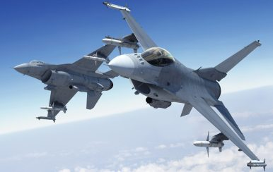 Taiwan Begins Upgrade of 144 F-16 Fighter Jets