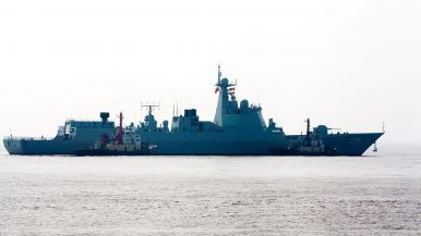 China Commissions New 'Carrier Killer' Warship