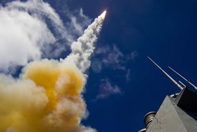 Japan, US, South Korea Hold Missile Defense Drill