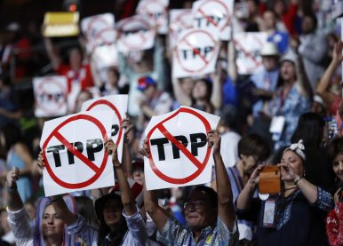 Trump Killed TPP. What's Next For Trade in Asia?