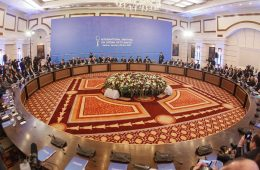 Syrian Sides Snub Final Document at Astana Peace Talks