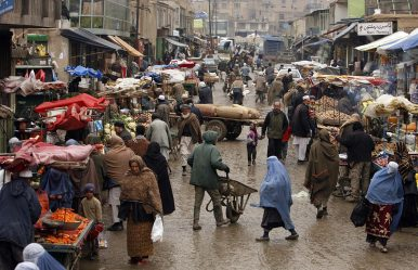 Can Afghanistan's Economy Rebound in 2017?