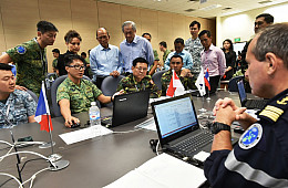 Singapore-Hosted Military Exercise a Test for ASEAN's Disaster Response