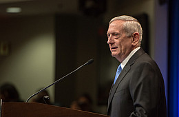 Mattis Comes to India: What's on the Agenda?