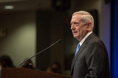 Report: US Defense Secretary Jim Mattis to Visit China in Spring 2018