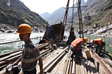 China's Myanmar Dam Hypocrisy