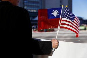 Is Trouble Brewing in the Taiwan Strait?