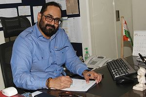 Rajeev Chandrasekhar on the 'Conspiracy of Silence' Over Child Sexual Abuse in India