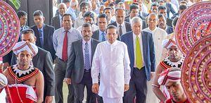 A Former President Dismisses Accountability in Sri Lanka