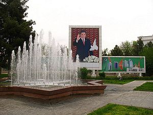 Turkmenistan, Apparently, Had an Election