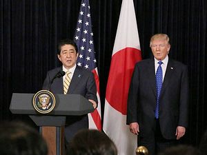 Japan's Foreign Policy Balancing Act