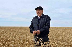 Kazakhstan Thanks British Nazarbayev Biographer