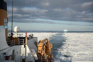 $20 Million Contract: US Coast Guard Moves Forward With Icebreaker Acquisition