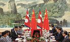 After the 'Blockade': China's Push into Nepal