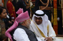 Onward and Upward: India-UAE Ties