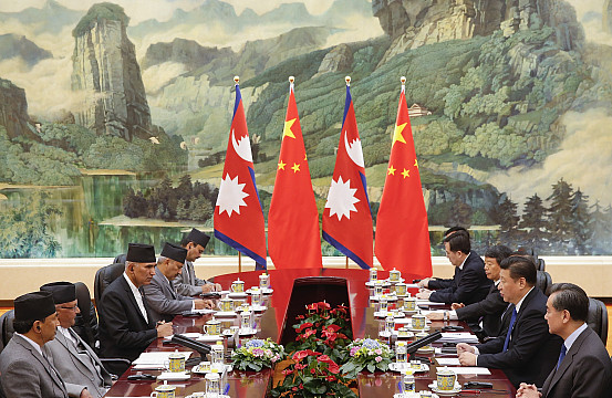 nepal and japan relationship