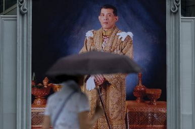 Thailand's New King Is Making a Power Grab
