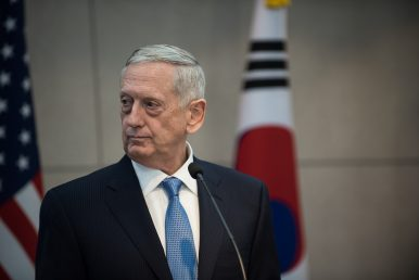 Mattis Calms Nerves on US South China Sea Policy, But For How Long?