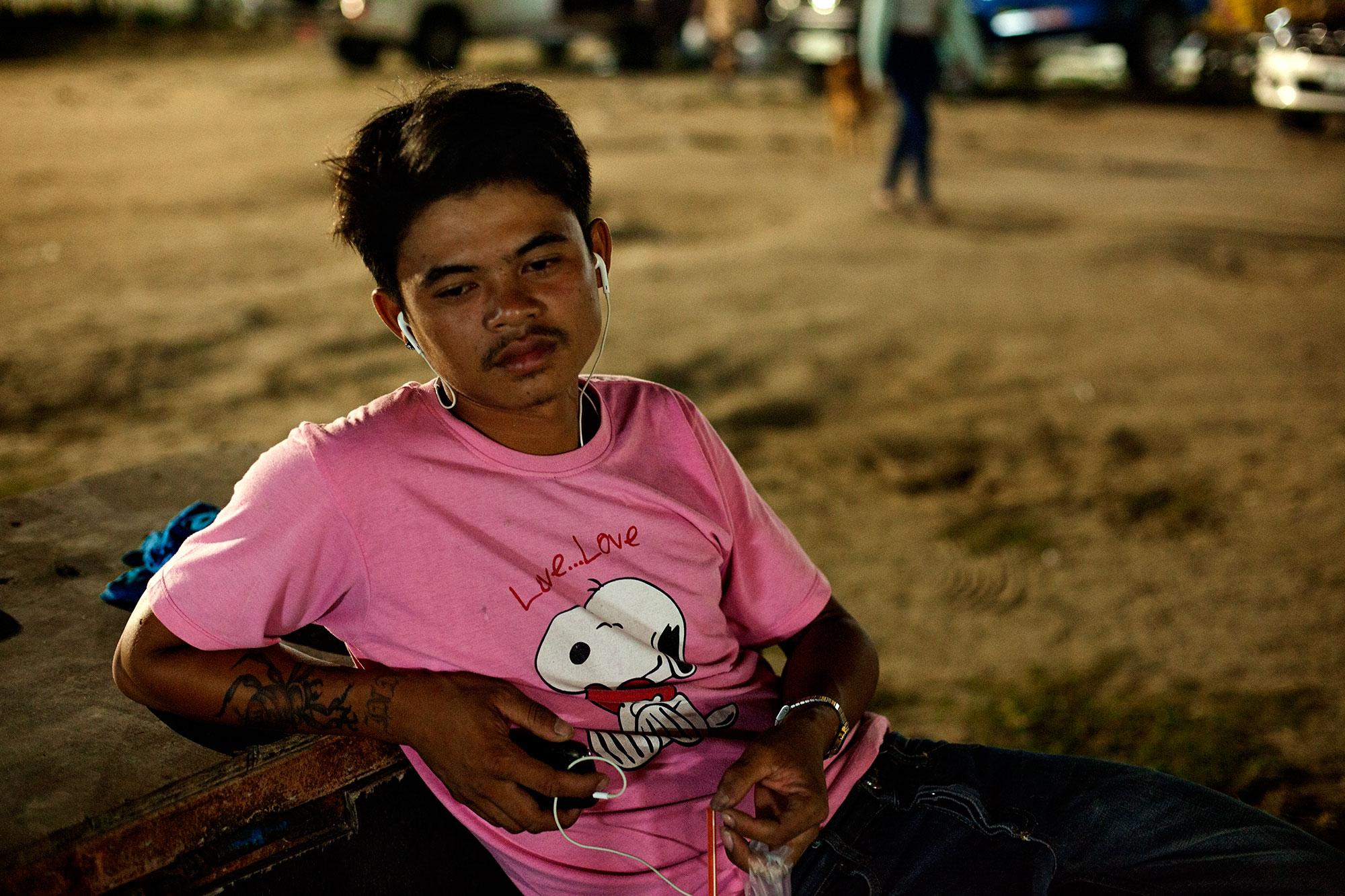 Thailand's Construction Nomads