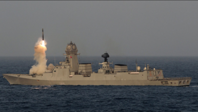 Indian Navy Practices Sinking Chinese Subs in Largest-Ever Military Exercise