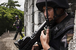 India-Philippines Counterterrorism Cooperation