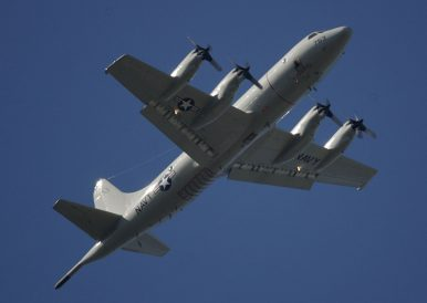 US, Chinese Military Aircraft See Close Encounter Over South China Sea