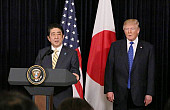 Did Abe Convince Trump Japan Wasn't a Currency Manipulator?