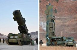 Pukkuksong-2: Why North Korea's New Solid-Fuel Ballistic Missile Matters