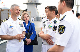 China Reshuffles Top Military Posts
