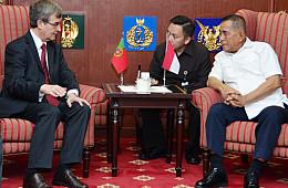 Indonesia, Portugal Eye Defense Partnership