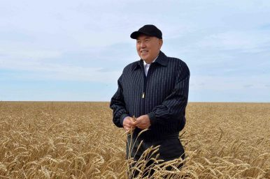 Kazakhstan Thanks British Nazarbayev Biographer